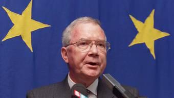 Guy-Olivier Segond setzte sich für den Beitritt der Schweiz zum EWR ein.