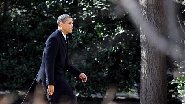 Vor historischem Tag: US-Präsident Obama