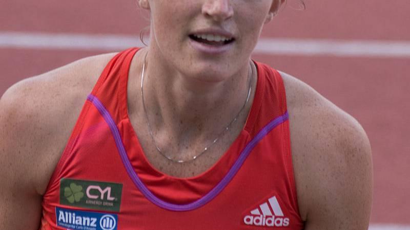 Lea Sprunger Hallen-Europameisterin über 400 m