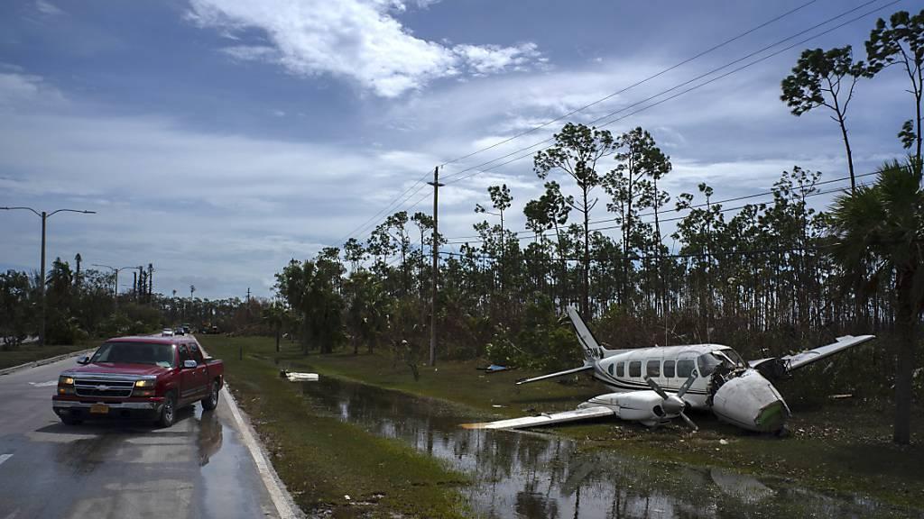 Hurrikan «Dorian» fordert 30 Tote auf den Bahamas
