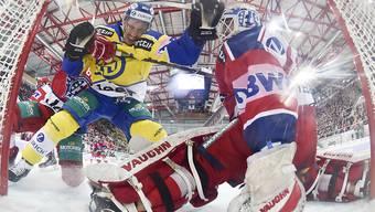 Erweist sich im Schweizer Cup nach den Rapperswil-Jona Lakers erneut ein Underdog als Favoritenschreck?
