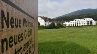 Neuer Wohnraum in Rickenbach.