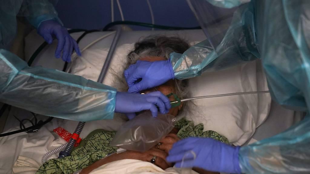 Mehr US-Bürger an Corona gestorben als durch die Spanische Grippe