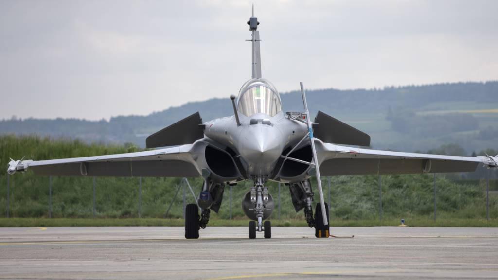 Ständerat verzögert Einigung bei Kampfjet-Beschaffung