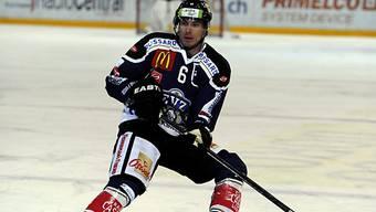 Corsin Camichel kehrte nach seiner Krankheit zurück aufs Eis