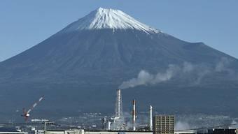 Die Stimmung in der japanischen Industrie trübt sich weiter ein. (Archivbild)