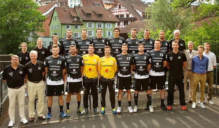 Das Team der Badener für die Saison 2019/2020