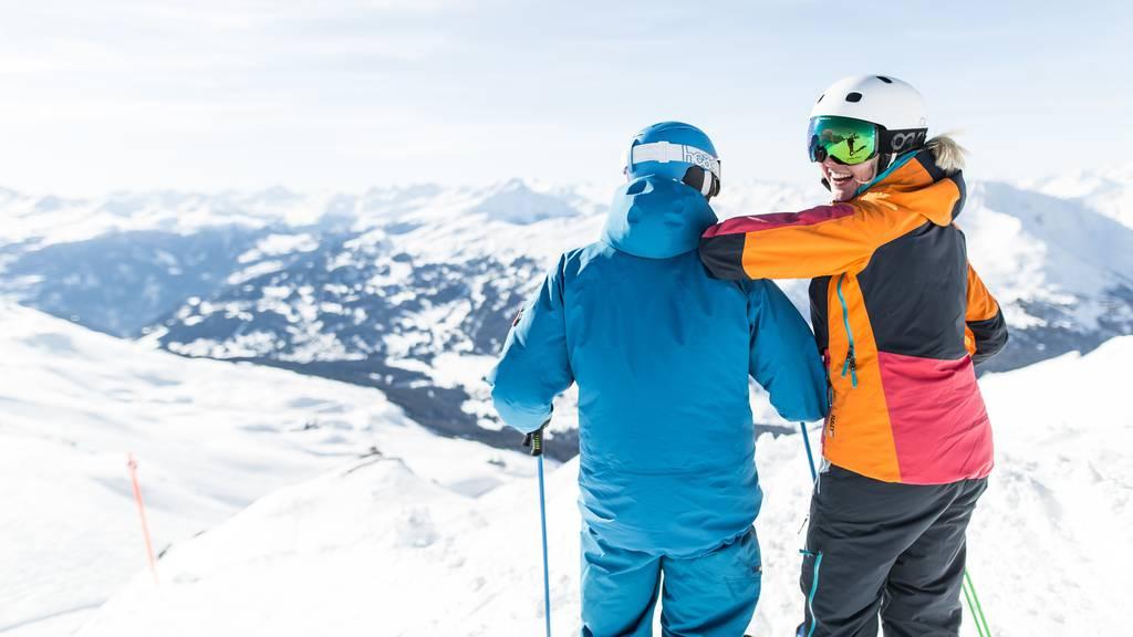 Gewinne die letzten Tickets für den Argovia Skitag Lenzerheide