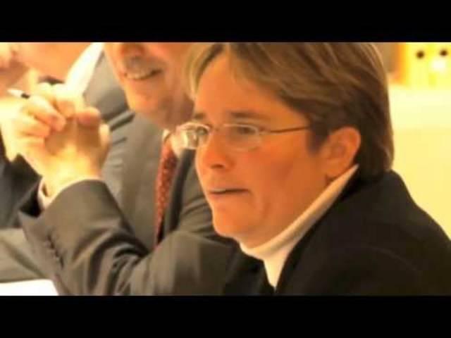 Immer wieder schön: Martullo-Blochers Seven-Thinking-Steps