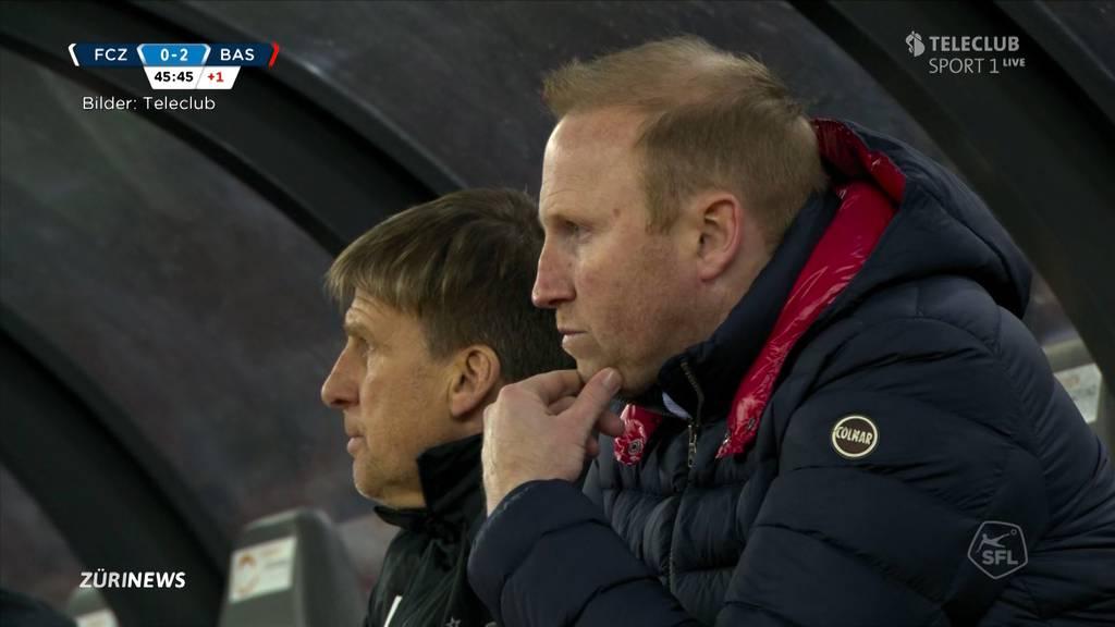 FCZ fährt mit 0:4 gegen FCB bittere Niederlage ein