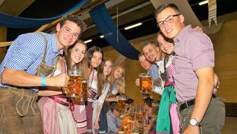 Oktoberfest in Brunegg 2018