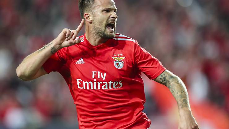 Haris Seferovic ist Benficas zuverlässiger Skorer