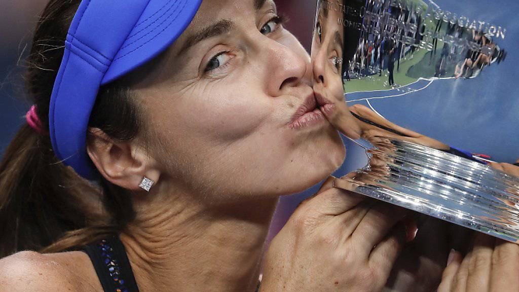 Martina Hingis wird nach den WTA-Finals in Singapur ihre Karriere beenden