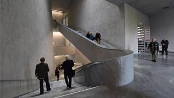 Über dem Budget: Der Erweiterungsbau des Kunstmuseums
