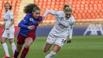 Die FCB Frauen verlieren im Letzigrund.