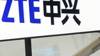 Die Amerikaner werfen der chinesischen ZTE vor, Geschäfte mit Iran und Nordkorea gemacht zu haben.
