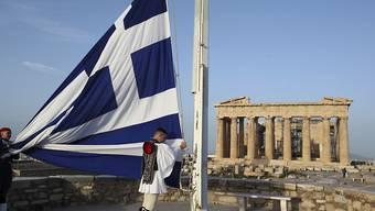 Die Kreditwürdigkeit Griechenlands wird durch die Ratingagentur S&P besser benotet - das gibt Erleichterungen bei Zinszahlungen. (Symbolbild)