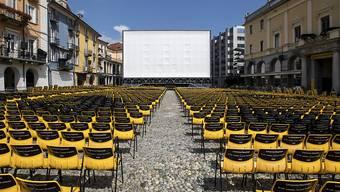 Die Piazza Grande ist das Herzstück des Filmfestivals von Locarno.