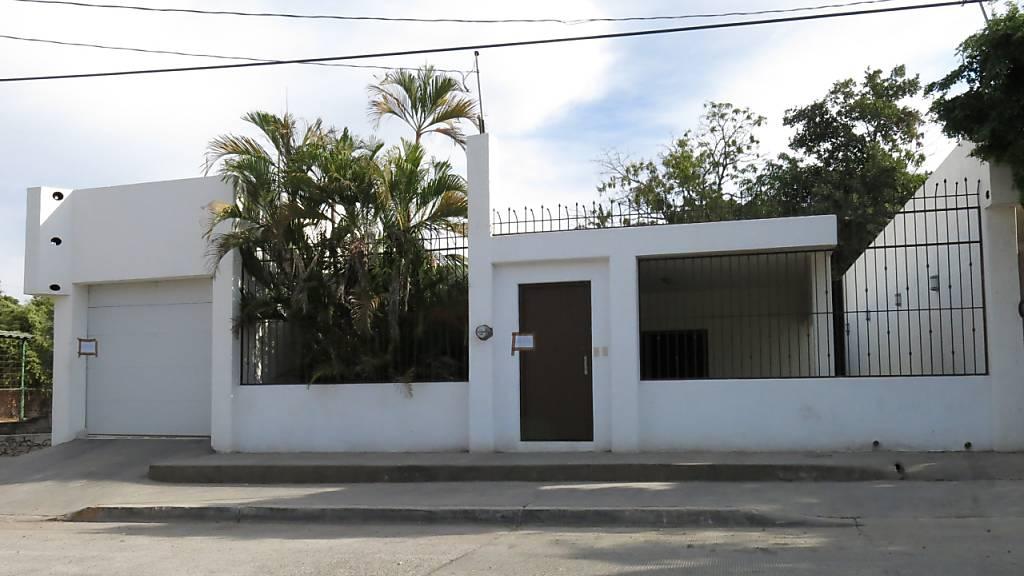Tunnel unter der Badewanne: Ex-Haus von «El Chapo» verlost