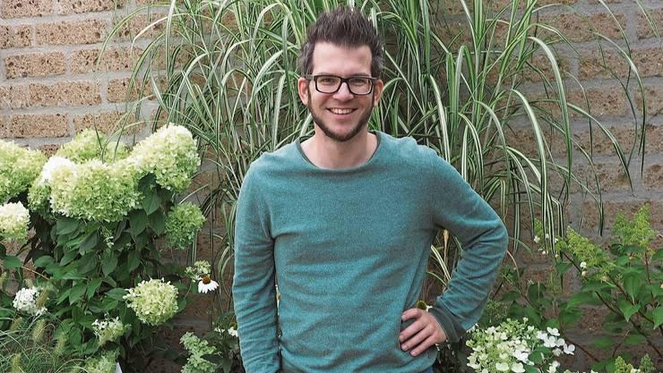 «Die Familie steht für mich an erster Stelle»: Bernhard Stöckli ist Spitzenkandidat der GLP im Bezirk Laufenburg.