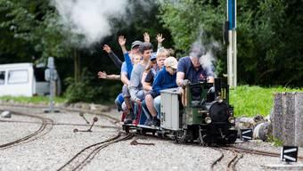 Leserwandern von Schafisheim nach Staufen (7. Etappe)
