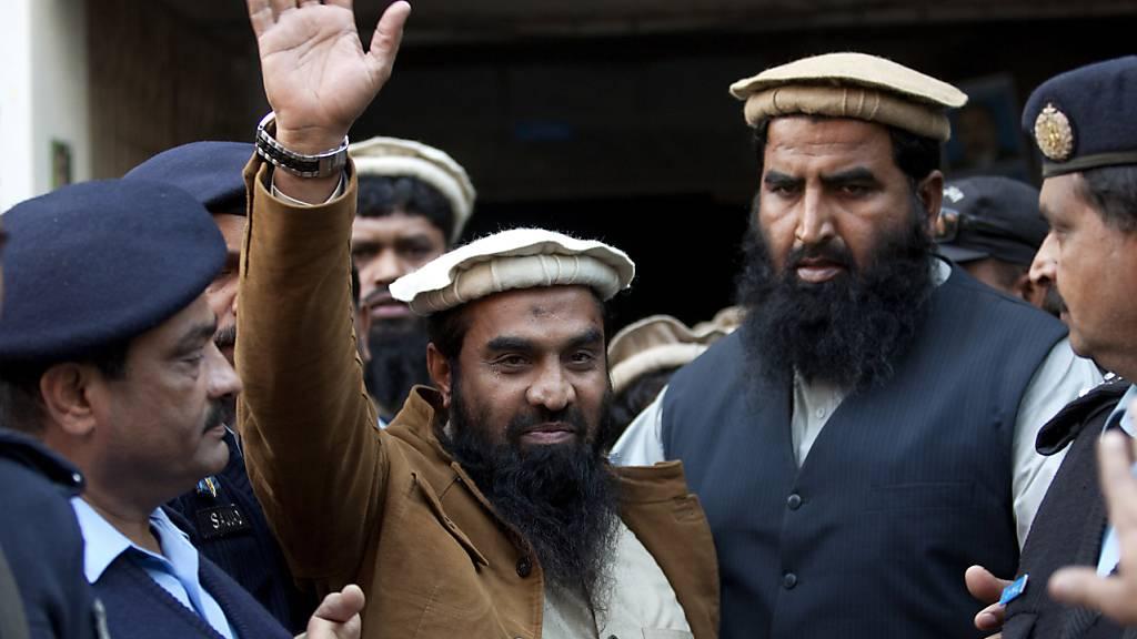 Extremistenführer in Pakistan zu mehreren Jahren Haft verurteilt