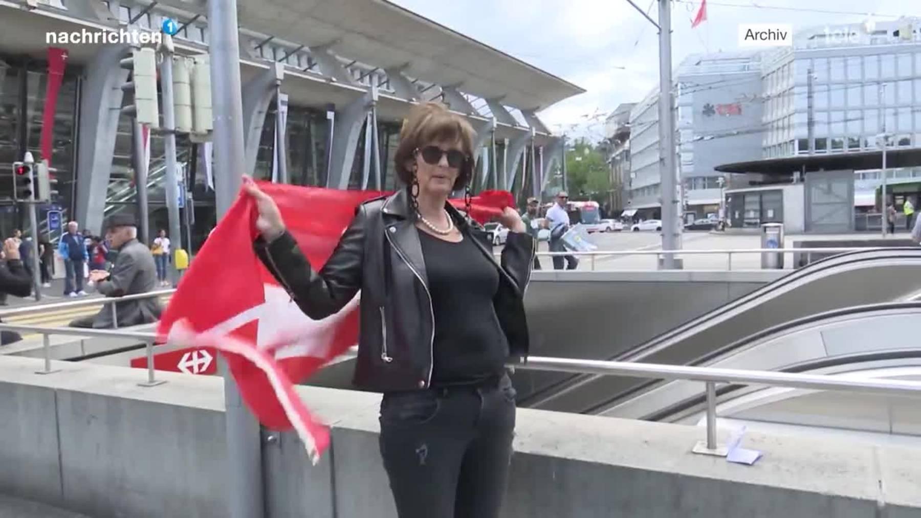 Thumb for ‹Heidi Joos zieht Entscheid ans Kantonsgericht weiter›