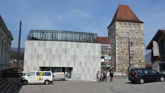 Das neue Stadtmuseum wird Ende April eingeweiht. Die Museumsleitung rechnet mit 10000 Eintritten pro Jahr.