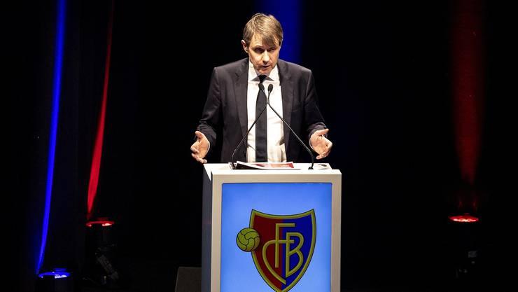 FCB-Präsident Bernhard Burgener über das Übernahmeangebot eines Investors: «Da wissen Sie mehr als ich. Wer soll das sein?»