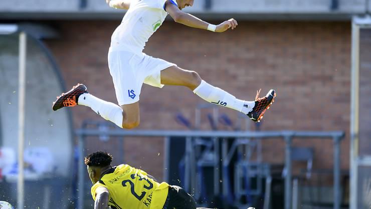 Aldin Turkes will seinen Höhenflug mit Lausanne in der Super League fortsetzen