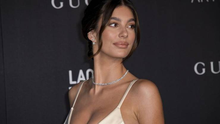 Das argentinische Model Camila Morrone hat nichts gegen Altersunterschiede. Liebe geht für sie über das Alter hinaus. (Archiv)