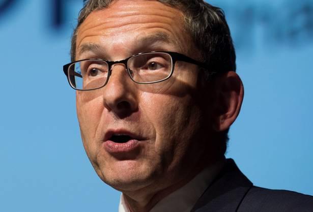 Urs Hofmann, Regierungsrat: «Ein Unternehmen lebt nicht von, sondern für sein Unternehmen.»