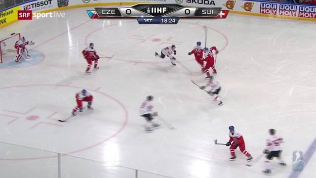 Eishockey-Nati auf Siegeskurs