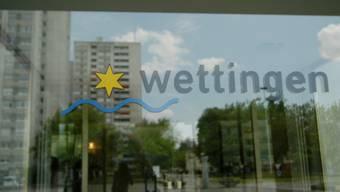 Eingang Rathaus Wettingen