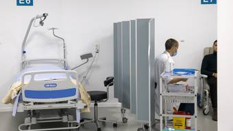 Innerhalb eines Tages wurden 552 Neuinfektionen gemeldet.