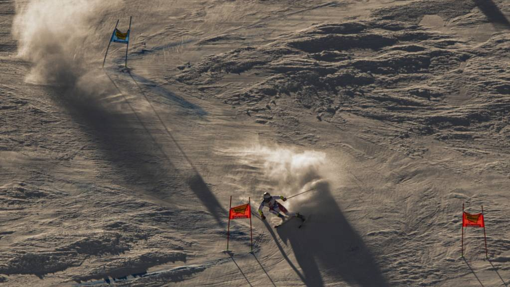 Beim Weltcup-Auftakt in Sölden stand der Sport im Vordergrund