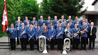 Die jubilierende Musikgesellschaft Sulz hat an ihrer Generalversammlung das Thema Gemeindebeiträge angesprochen. zvg