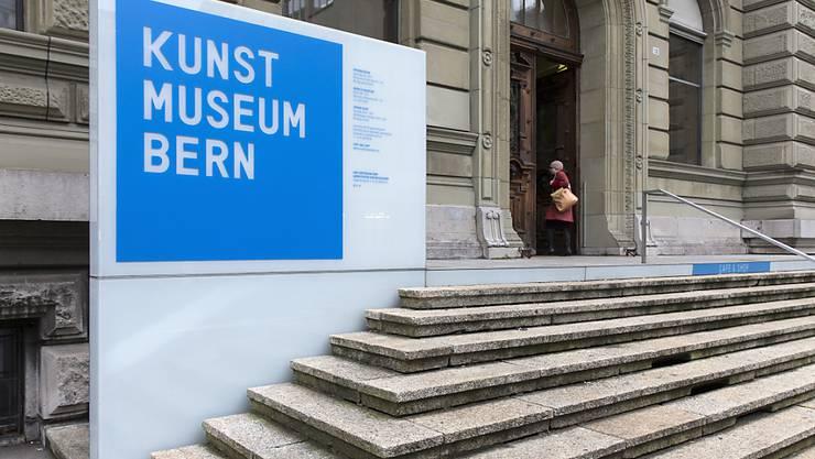 Neuer Wirbel um die umstrittene Bildersammlung von Cornelius Gurlitt: Das Kunstmuseum Bern strich am Donnerstagabend kurzfristig einen Pressetermin, an dem es erste Bilder aus der Erbschaft präsentieren wollte. (Archivbild)