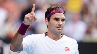 Ein epischer Sieg. Roger Federer bezwingt im Viertelfinal der Australian Open Tennys Sandgren nach sieben abgewehrten Matchbällen.
