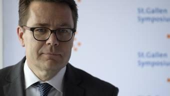 Er soll für die St. Galler CVP in den Ständerat: Die Delegierten nominierten Benedikt Würth einstimmig als Nachfolger von Karin Keller-Sutter. (Archiv)