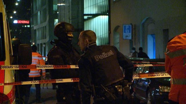 Schüsse in Zürcher Islam-Zentrum