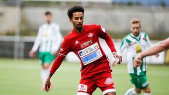 Der FC Baden holt zum Rückrundenauftakt gegen Thalwil einen Punkt.