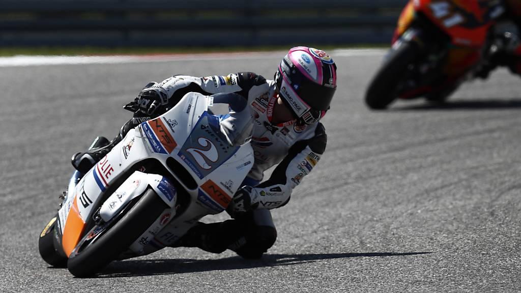 Raffin ab nächster Woche zurück in der Moto2-Klasse