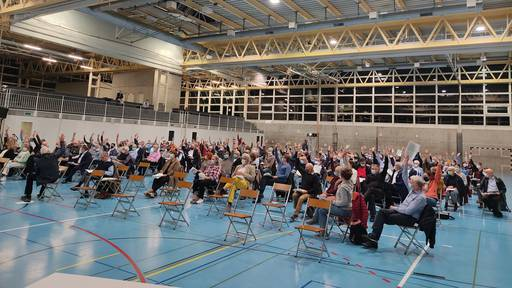 Ortsbürger sagen Ja zu einer Kantonsschule