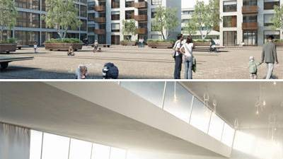 Stadtparlament will Industriestrasse-Areal verkaufen