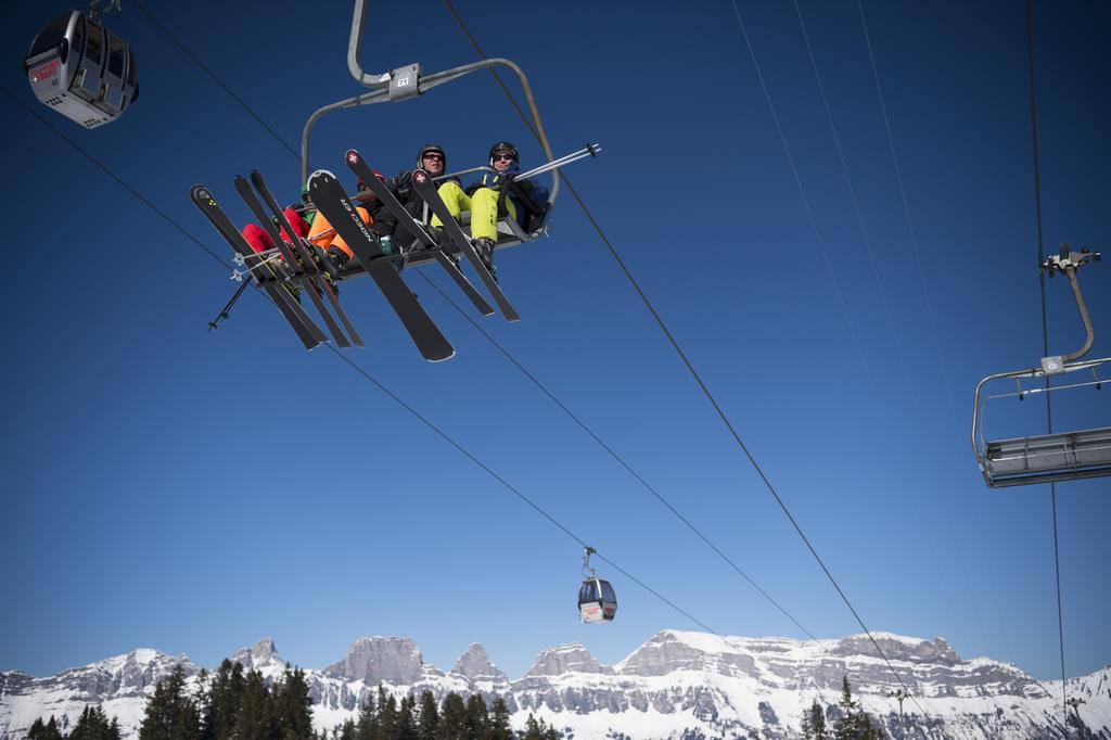 Skigebiet Flumserberg will Mitte November eröffnen.