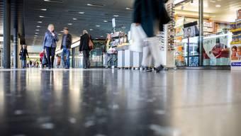 Im Metroshop beim Badener Bahnhof steigen die Mietpreise.