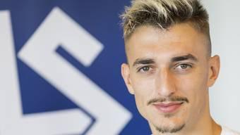 Neuzugang mit Torriecher: Aldin Turkes trifft auch in seinem zweiten Pflichtspiel für Lausanne