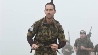 Christoph Brunner ist seit einigen Jahren ein aktiver Waffenläufer. zVg