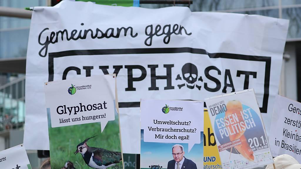 US-Umweltbehörde stützt Bayer weiter im Glyphosat-Konflikt
